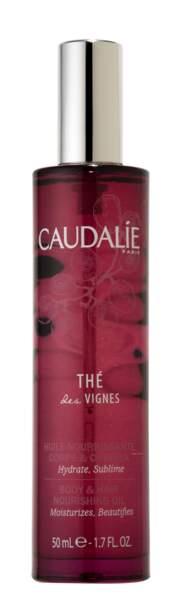 Eau Fraîche Thé des Vignes, Caudalie, 18,95€, en pharmacie