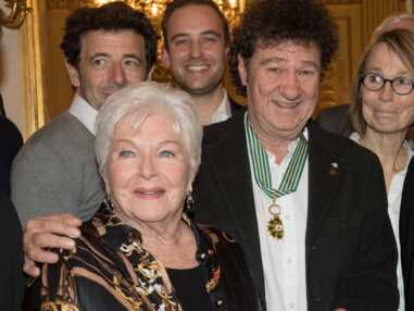 Après la mort de Johnny, Line Renaud et Patrick Bruel réunis pour récompenser leur ami Robert Charlebois