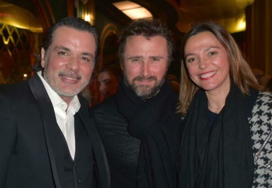 Christophe Barratier, Alexandre Brasseur, Sandrine Quétier