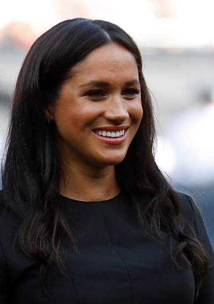 Meghan Marklele 29 juin 2019: la jeune maman a les cheveux longs joliment brushés