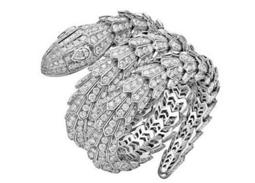 Bracelet Serpenti, Haute Joaillerie Bulgari