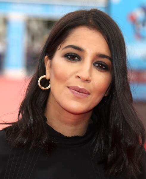 Leila Bekhti et son fabuleux charbonneux