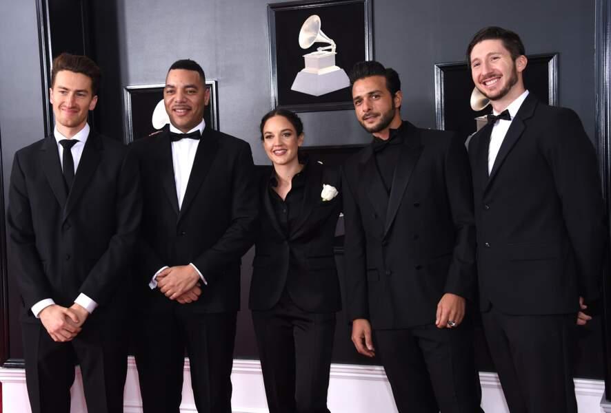 Jain (nommée pour le Grammy Award du meilleur clip vidéo) et son producteur Maxim Nucci (Yodelice)