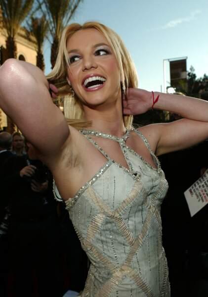Britney Spears n'est pas la dernière à lever le coude.
