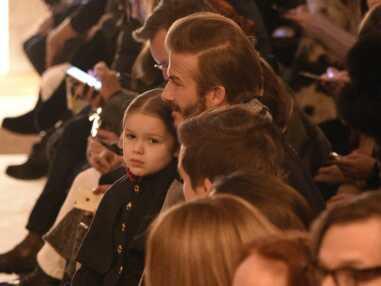 David, Harper, Cruz, Romeo, Brooklyn: le clan Beckham fait son show