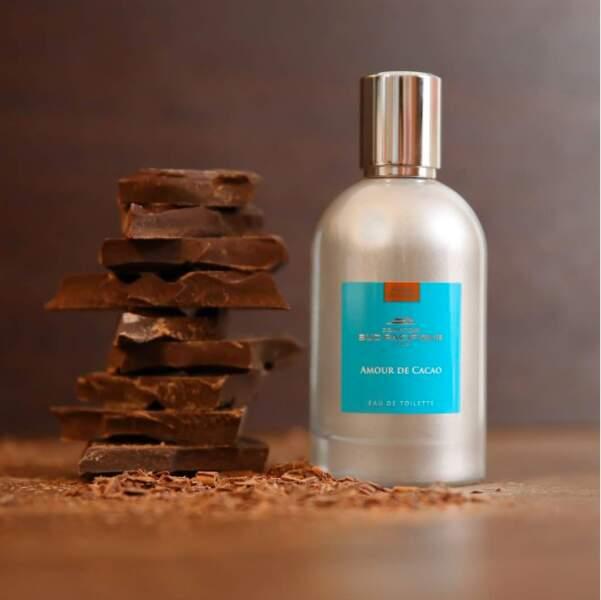 Comptoir Sud Pacifique,  Amour de Cacao, Flacon 100 ml : 76 euros