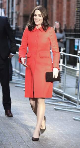 Kate Middleton a communiqué la date de son accouchement mais pas le sexe du bébé, à vos pronostics !