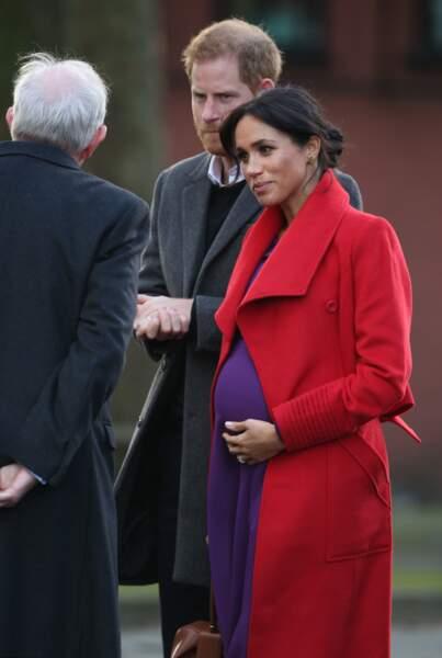 Le couple de Sussex doit également rencontrer des femmes victimes d'abus domestiques