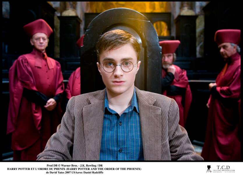 Harry Potter et l'ordre du Phoenix (2007)