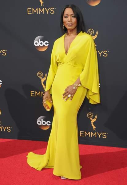 68e cérémonie des Emmy Awards - Angela Bassett