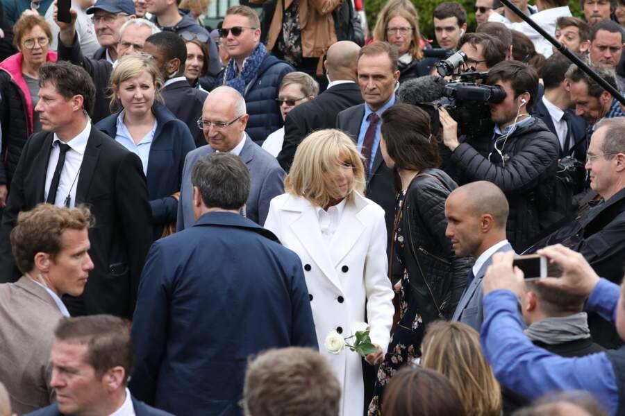 Le dernier séjour de Brigitte et Emmanuel Macron au Touquet remontait à Pâques
