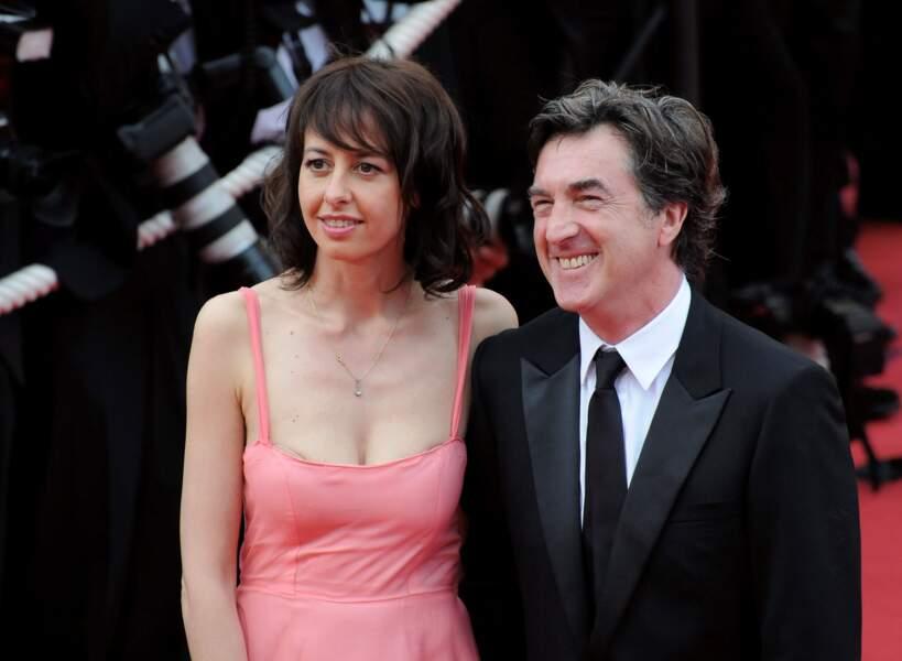 François Cluzet et Valerie Bonneton