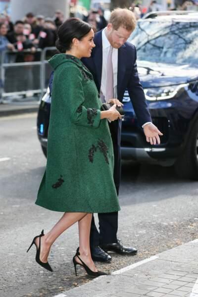 Le prince Harry s'est montré très gentleman avec Meghan Markle