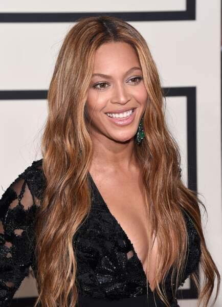 Les ondulations lâches de Beyoncé