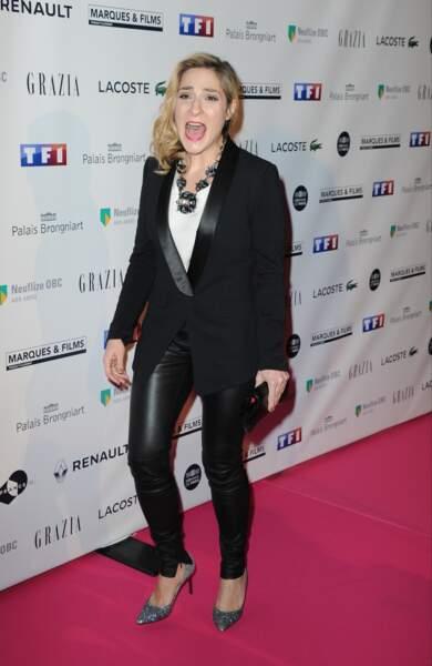 Marilou Berry aux Trophées du film français