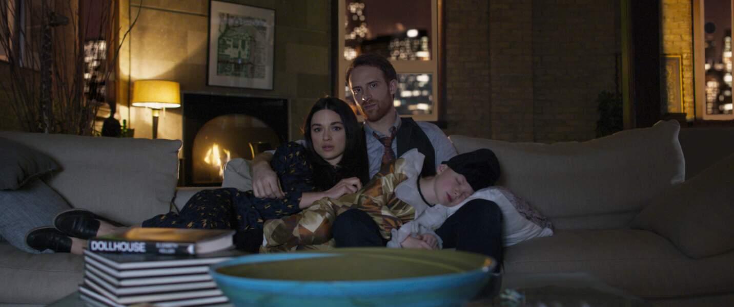 Des deux soeurs, elle est celle qui semble avoir le mieux surmonté le drame, vivant à New York avec mari et fils