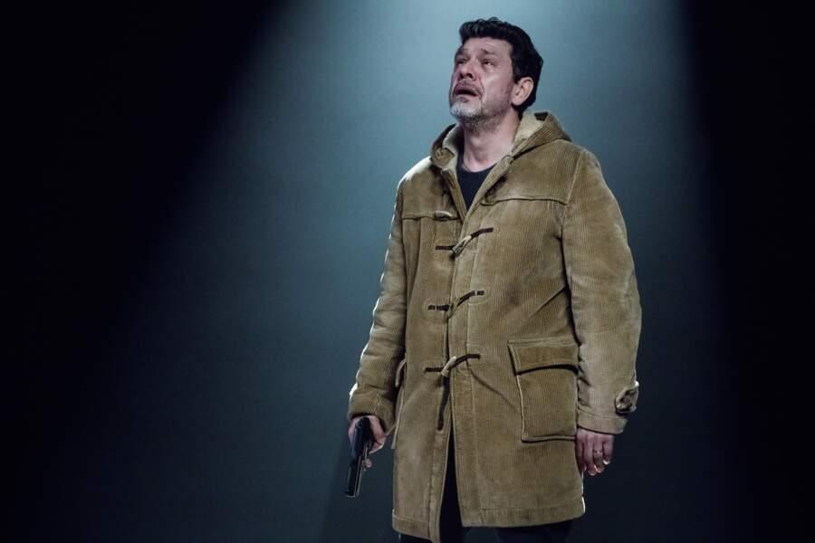 Marc Lavoine, un policier à la santé mentale fragile dans Kepler(s), bientôt sur France 2