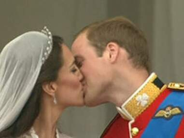 Anniversaire de mariage Kate et William