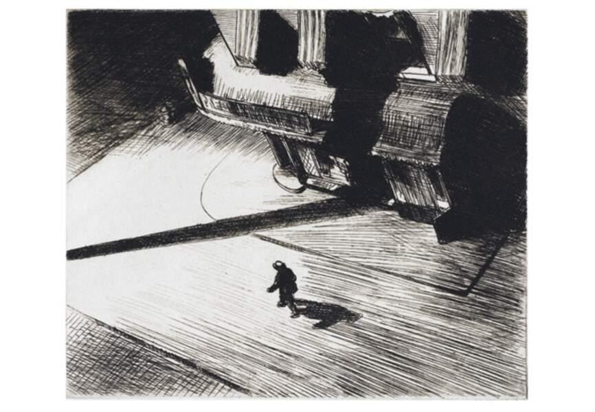 Night Shadows, 1921