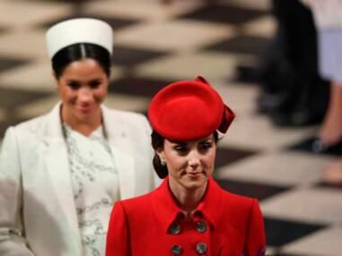 PHOTOS - Kate Middleton et Meghan Markle réconciliées ? Les deux duchesses semblent plus proches que jamais