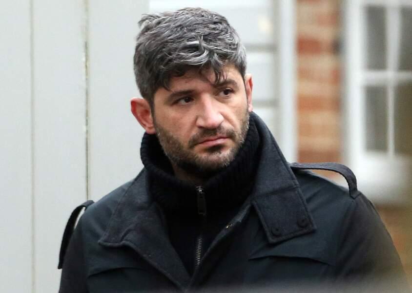 Décembre 2016: Fadi, devant le domicile anglais de George, 24h avant la mort de ce dernier.