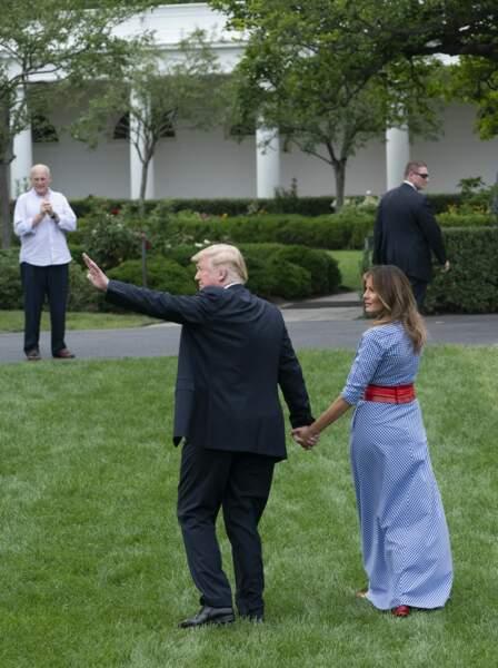 Des militaires et leurs épouses étaient conviés