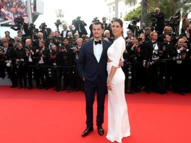 PHOTOS - Laury Thilleman et son compagnon Juan Arbelaez : un couple très amoureux sur le tapis rouge de Cannes