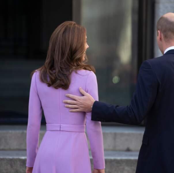 Kate Middleton et le prince William, un couple toujours uni et plus tendre qu'avant