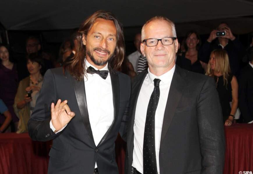 Bob Sinclar et Thierry Frémaux