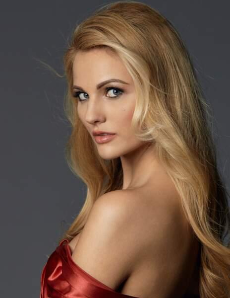 Lucija Potočnik, Miss Slovénie