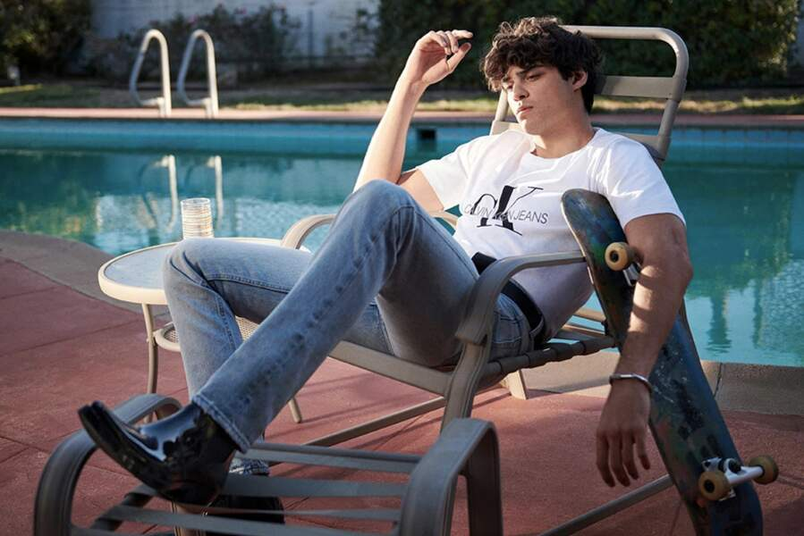 A 22 ans, Noah Centineo affiche déjà une jolie carrière d'acteur