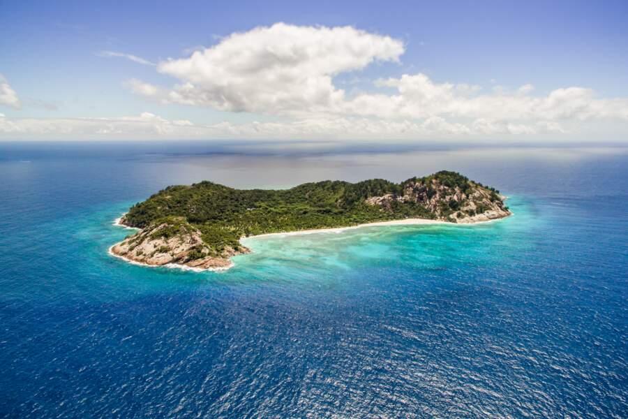 Kate Middleton et le prince William ont choisi sur la North Island, dans les Seychelles, pour leur lune de miel