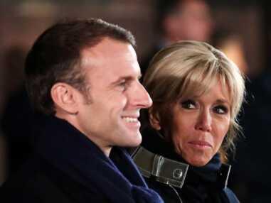 Brigitte Macron à Strasbourg : son manteau porte-bonheur signé Louis Vuitton