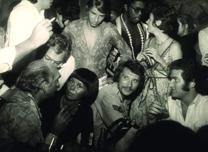 Quand Johnny Hallyday et Eddy Mitchell s'éclataient au Papagayo