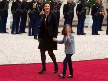 Les petits-enfants de Brigitte Macron, craquants sur le tapis rouge de l'Elysée