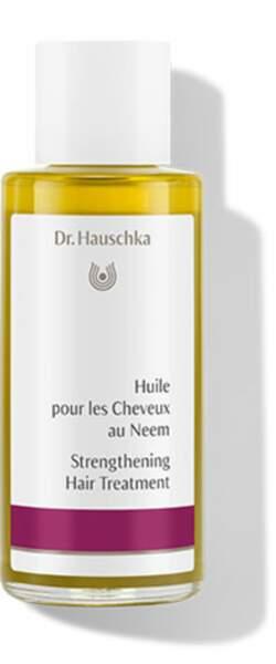 Huile pour les Cheveux, Dr. Hauschka pour soigner ses longueurs
