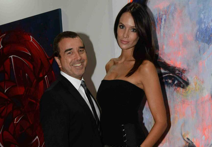Arnaud et Jade Lagardère