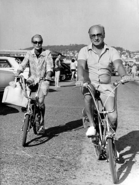 Michele Morgan et Gérard Oury, une vie d'amour
