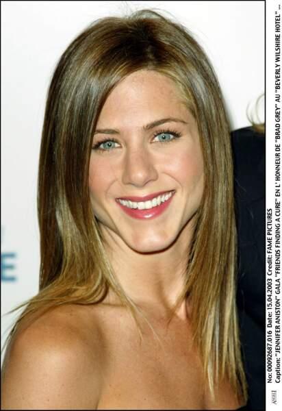 Jennifer Aniston en 2003
