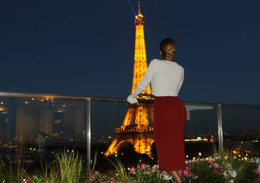 Une vue imprenable sur Beyoncé