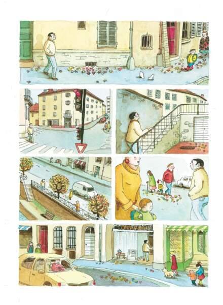 Rosalie Blum, éditions Actes Sud BD