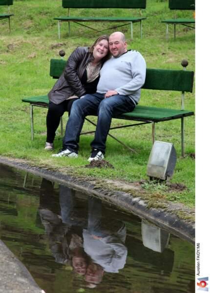 Didier et Stéphanie