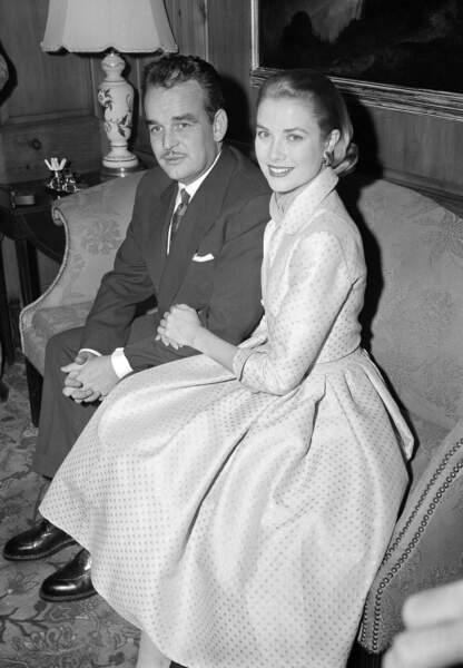 Grace Kelly et le Prince Rainier III de Monaco : une union sensationelle