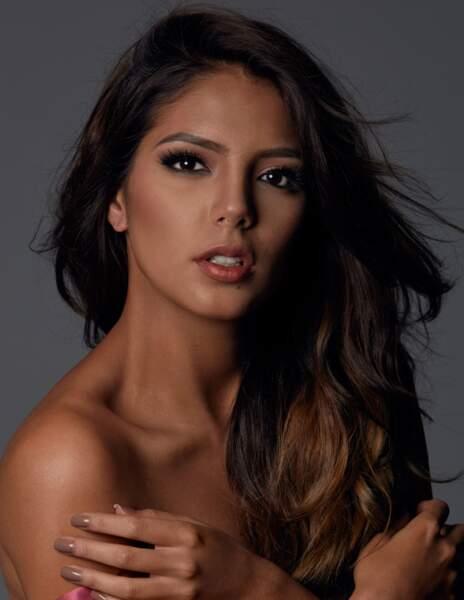 Connie Jiménez, Miss Equateur