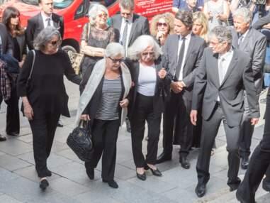 PHOTOS - Hommage à Pierre Bellemare : célébrités et anonymes réunis pour un dernier au revoir