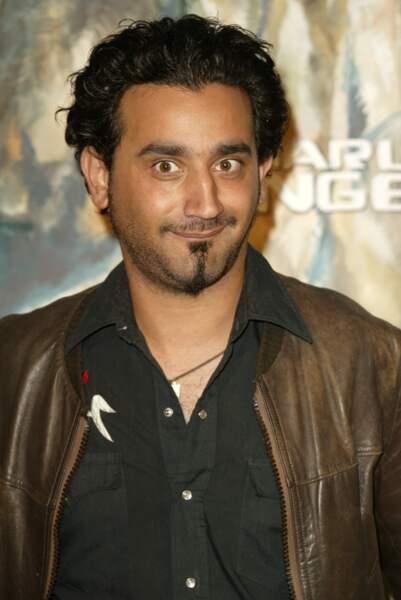 Cyril Hanouna en 2003