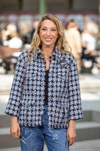 Laura Smet opte pour un style casual chic