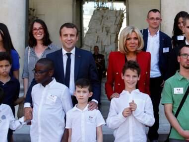 Découvrez le bureau de Brigitte Macron à l'Elysée