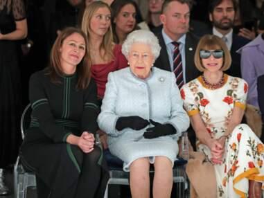 Elisabeth II, reine de la fashion week