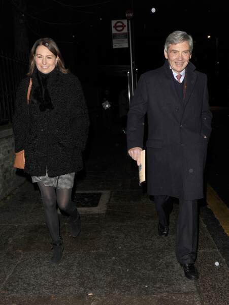 Kate et William passeraient le lendemain de Noël chez les Middleton, dans le Berkshire